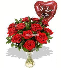 Доставка цветов до Дня Влюблённых