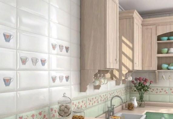 Скандинавская коллекция в светлых тонах придаст кухне сияние первого снега.