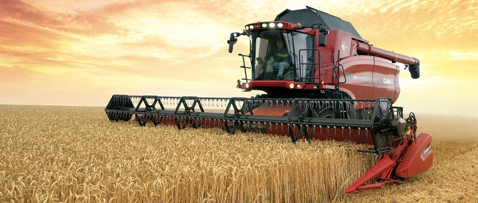Запчасти для зерноуборочных комбайнов