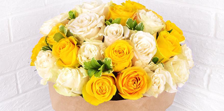 выбираем розы по цвету