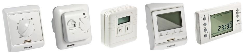 выбрать терморегулятор для теплого пола.