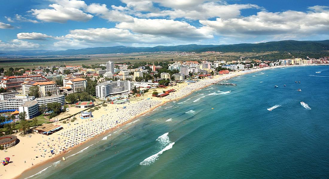 Солнечный берег в Болгарии