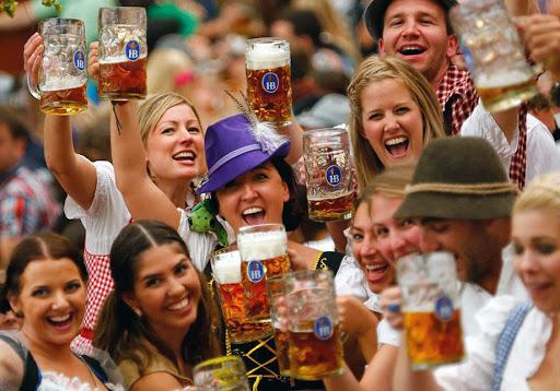 главный фестиваль пива
