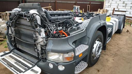 Запчасти и ремонт грузовиков