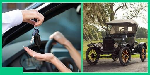 Как развивался прокат автомобилей фото