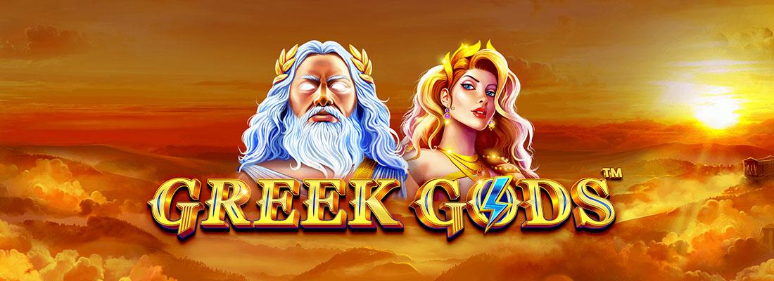 «Greek Gods»  казино Вулкан официальный сайт