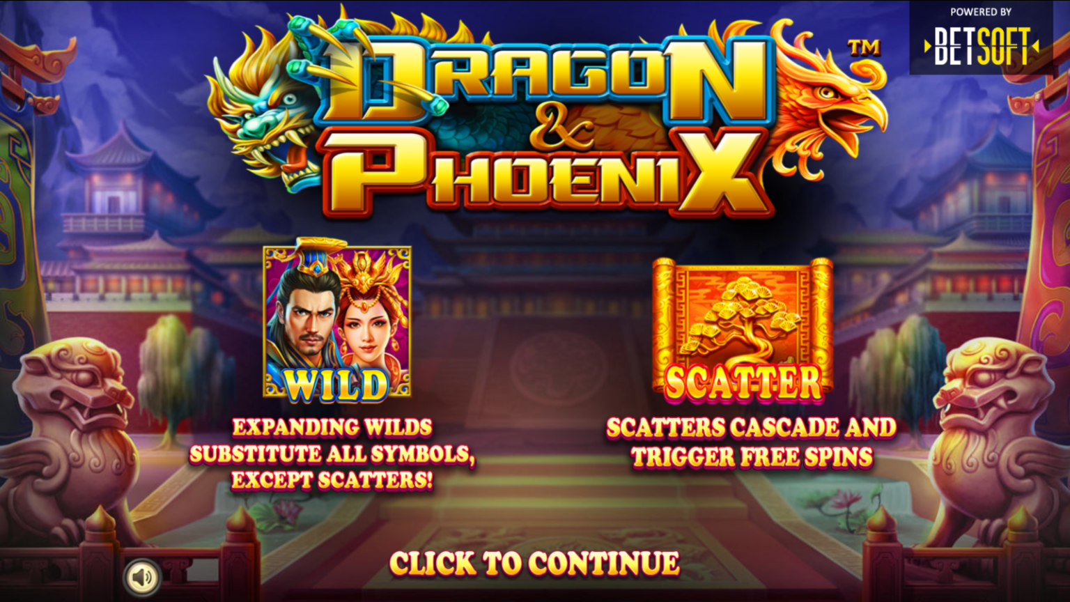 Dragon and Phoenix слот