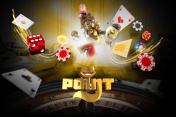 Слоты с реальными выигрышами в казино ПоинтЛото