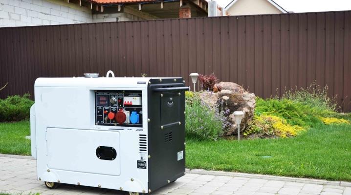 Генераторы электроэнергии на дизельном топливе