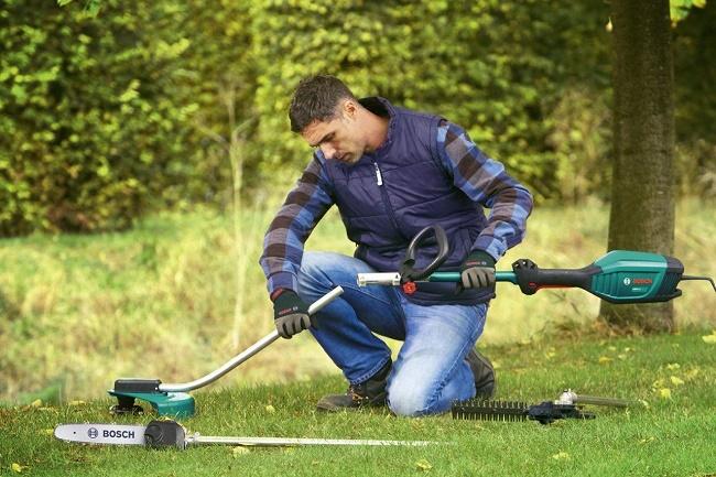 Как ухаживать за триммером для травы