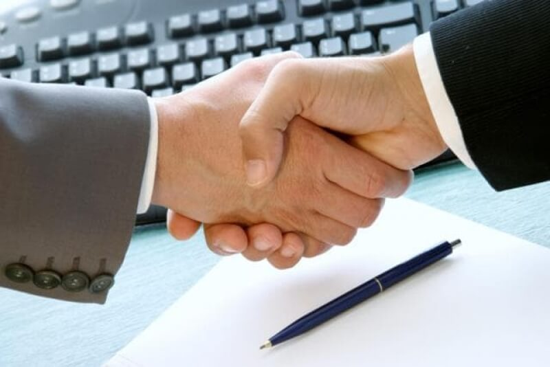 Юридическое оформление договоров