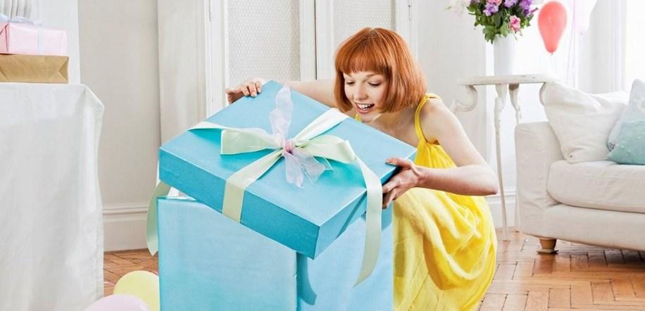 Горящие подарки на 8 марта